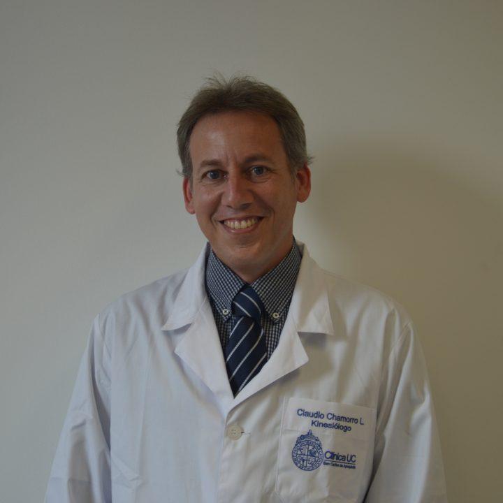Klgo. Claudio Chamorro Lange, PhD