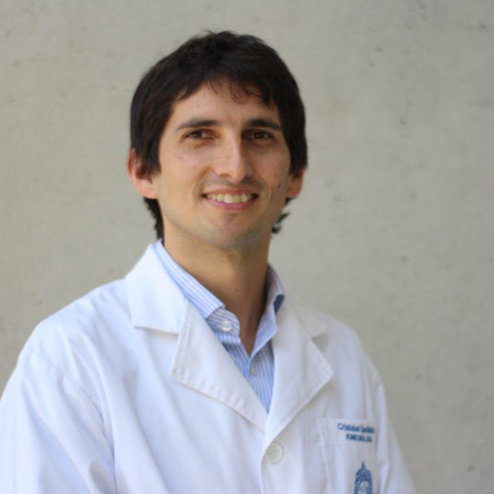Klgo. Cristóbal San Martín Mohr, PhD