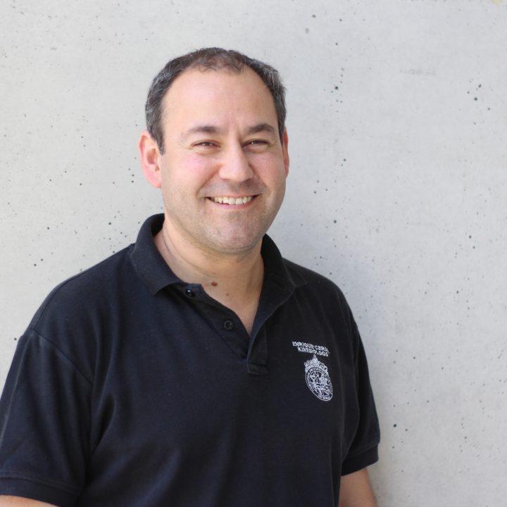 Klgo. Enrique Cerda Vega, PhD