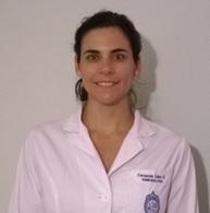 Klga. María Fernanda Calvo Sánchez, MS
