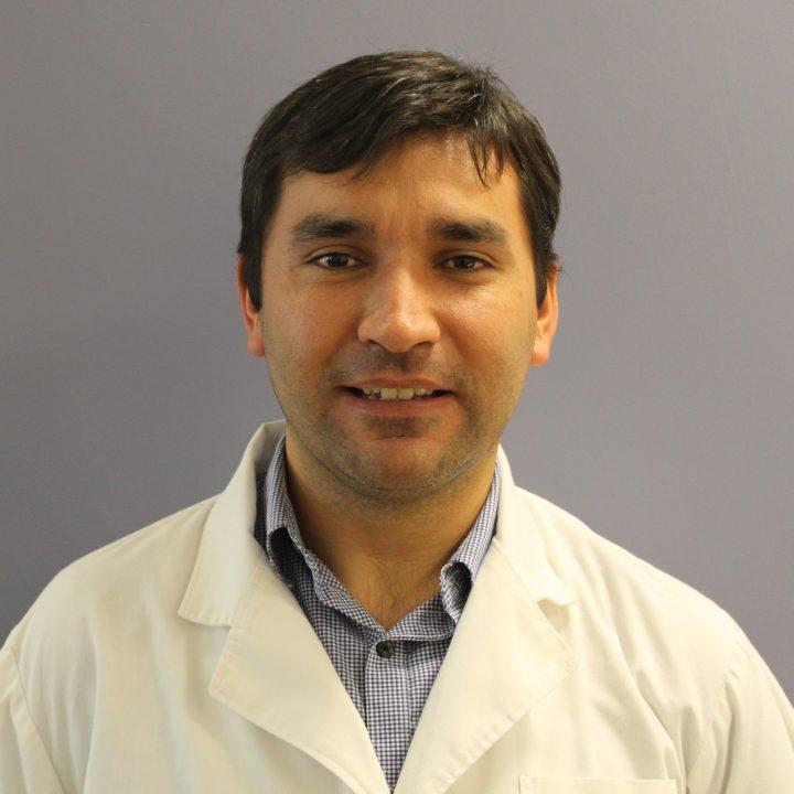 Klgo. Patricio García Valdés, MS