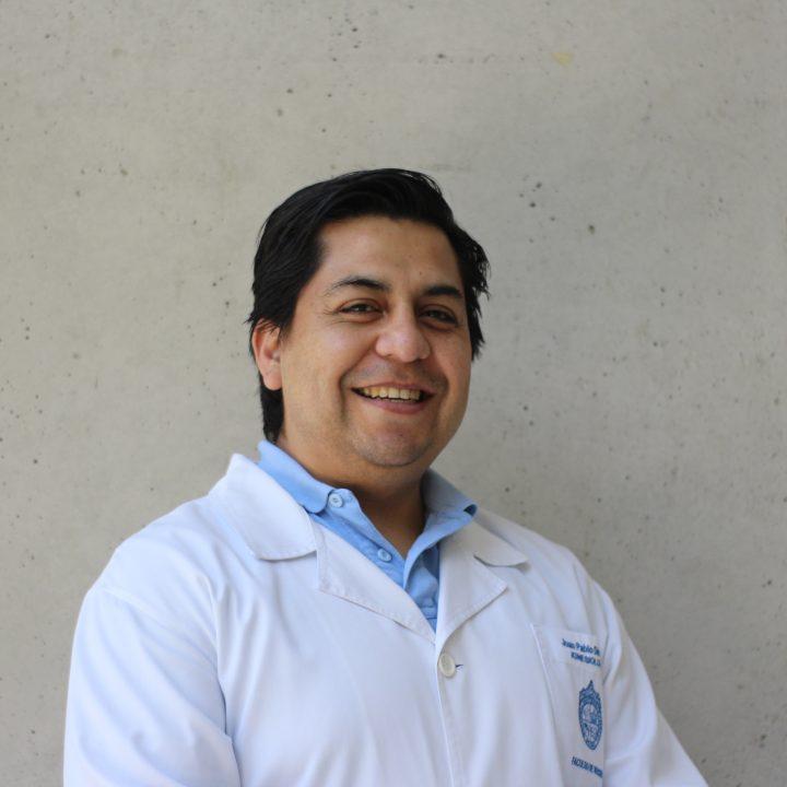 Klgo. Juan Pablo Araya Silva, MS