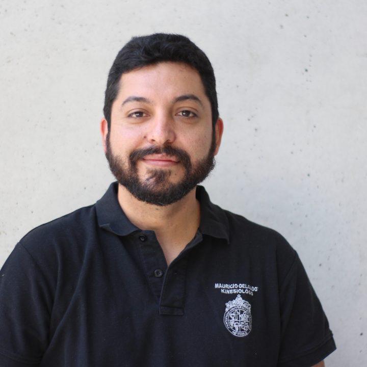 Klgo. Mauricio Delgado Bravo