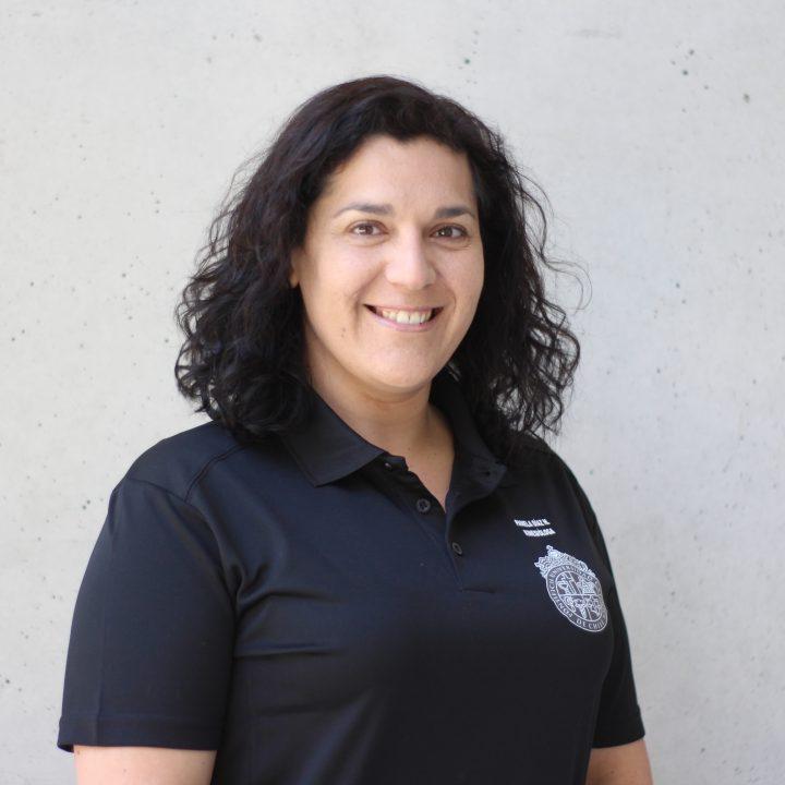 Klga. Pamela Díaz Molina, MS
