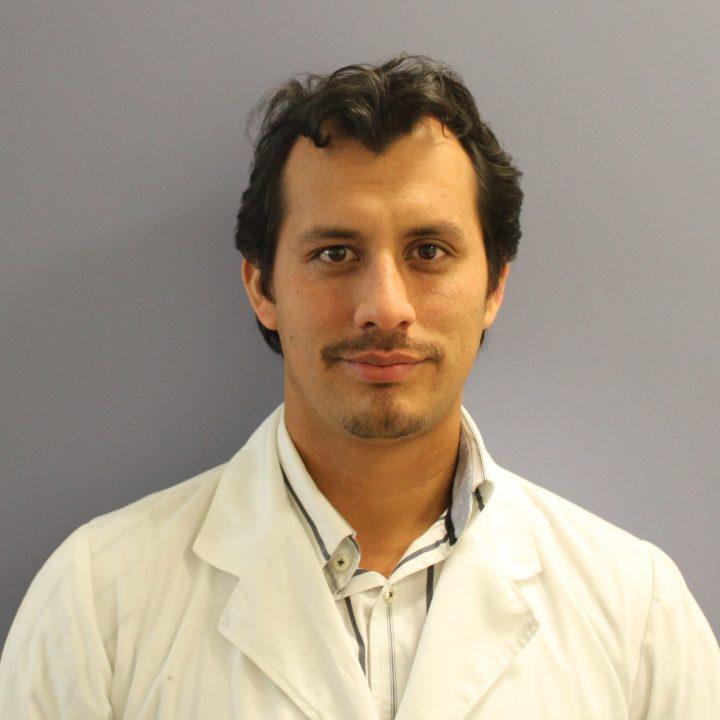 Klgo. Gregory Villarroel Silva, MS