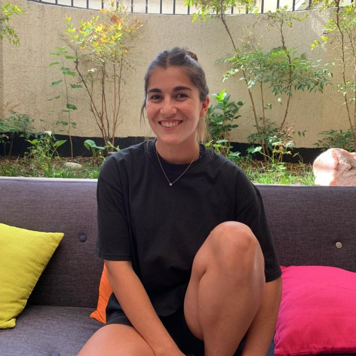 Zoe Iriarte Vásquez